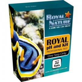 Kit Test pH KH Royal Nature