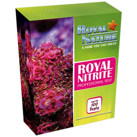 Kit Test Nitritos Royal Nature