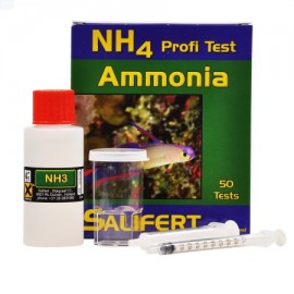 Test de Amonio (NH4) Salifert